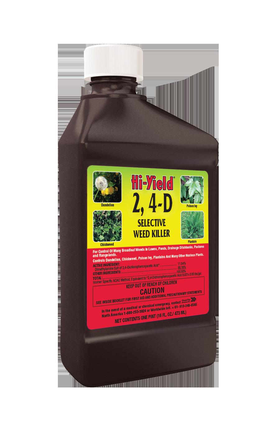 HI YIELD 2,4-D SELECTIVE WEED KILLER | Green House and