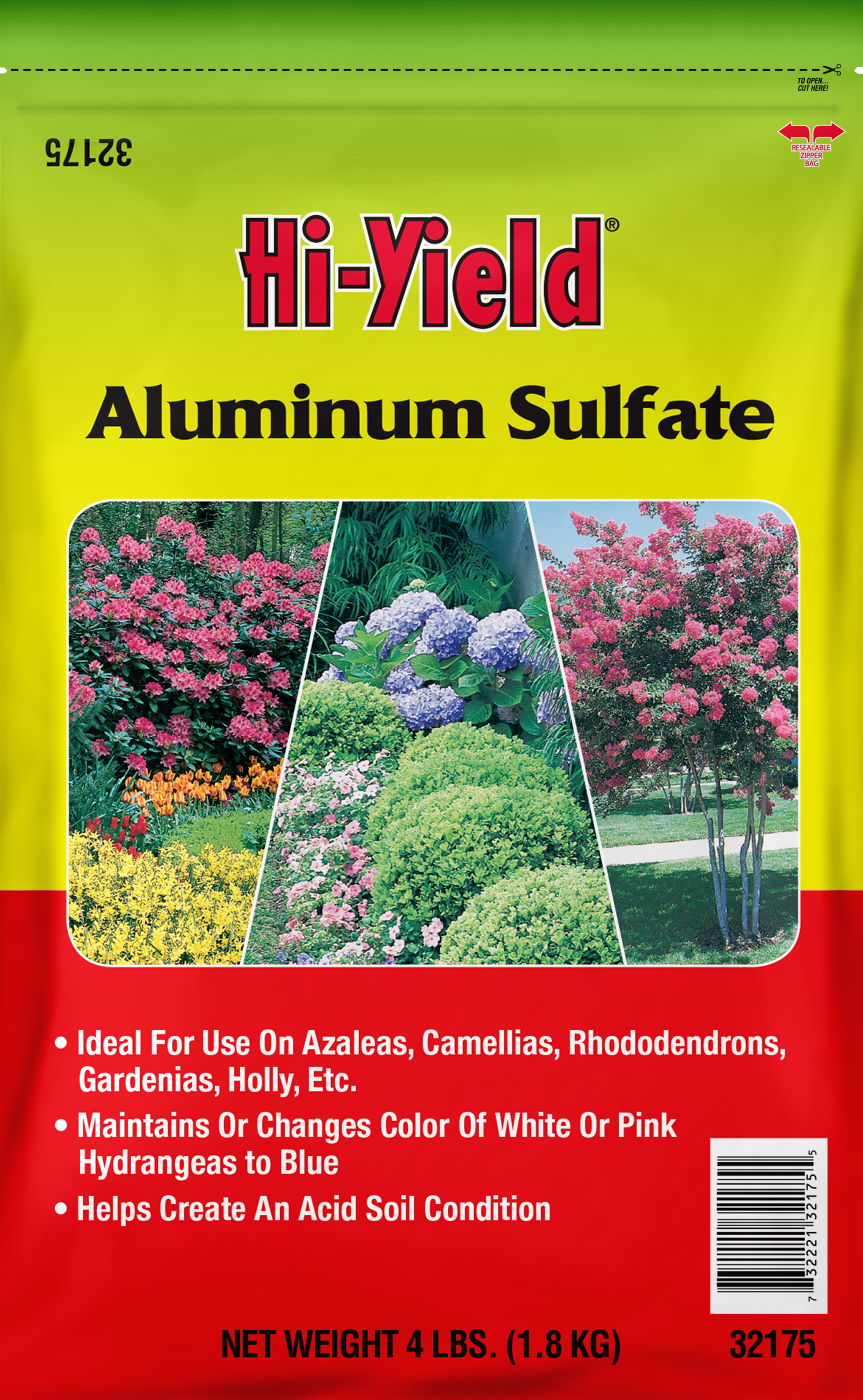 Hi Yield Aluminum Sulfate Green House And Garden Supply